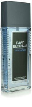 David Beckham The Essence déodorant avec vaporisateur pour homme 75 ml