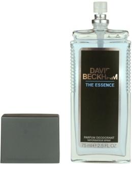 David Beckham The Essence Perfume Deodorant for Men 75 ml
