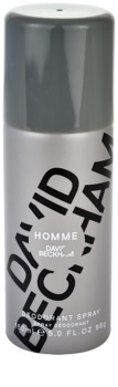 David Beckham Homme deodorant Spray para homens 150 ml
