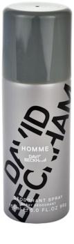David Beckham Homme deospray per uomo 150 ml