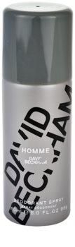 David Beckham Homme deospray pro muže 150 ml