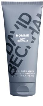 David Beckham Homme sprchový gel pro muže 200 ml