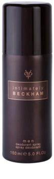 David Beckham Intimately Men Deo-Spray Herren 150 ml