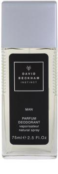 David Beckham Instinct deodorant spray pentru barbati 75 ml