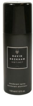 David Beckham Instinct deodorant Spray para homens 150 ml
