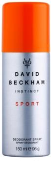 David Beckham Instinct Sport Deo Spray for Men 150 ml