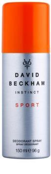 David Beckham Instinct Sport deospray pro muže 150 ml