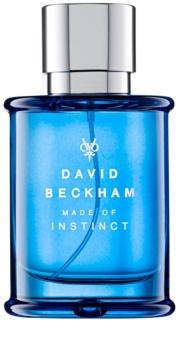 David Beckham Made of Instinct Eau de Toilette für Herren 50 ml