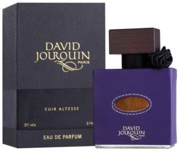 David Jourquin Cuir Altesse parfémovaná voda pro ženy 100 ml
