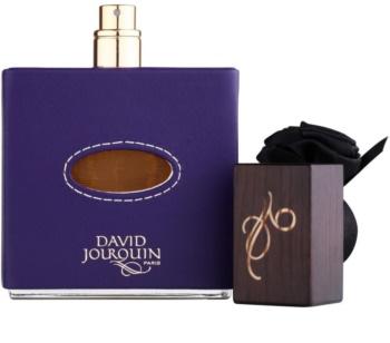 David Jourquin Cuir Altesse Eau de Parfum voor Vrouwen  100 ml
