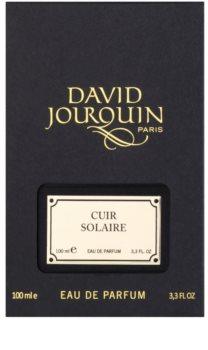 David Jourquin Cuir Solaire parfumska voda uniseks 100 ml