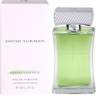 David Yurman Fresh Essence toaletní voda pro ženy 100 ml