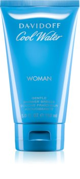 Davidoff Cool Water Woman gel douche pour femme 150 ml