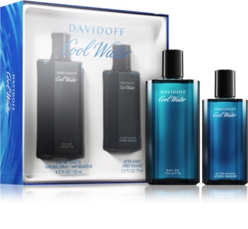 Davidoff Cool Water coffret cadeau XII.