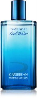 Davidoff Cool Water Caribbean Summer Edition toaletná voda pre mužov 125 ml