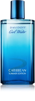 Davidoff Cool Water Caribbean Summer Edition toaletna voda za moške 125 ml
