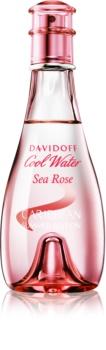 Davidoff Cool Water Woman Sea Rose Caribbean Summer Edition Eau de Toilette for Women 100 ml
