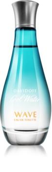 Davidoff Cool Water Woman Wave woda toaletowa dla kobiet