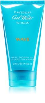 Davidoff Cool Water Woman Wave Shower Gel for Women
