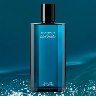 Davidoff Cool Water Eau de Toilette for Men 125 ml