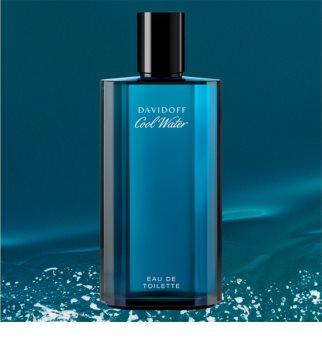 Davidoff Cool Water Eau de Toilette für Herren 125 ml