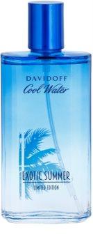 Davidoff Cool Water Exotic Summer Limited Edition Eau de Toilette Herren 125 ml