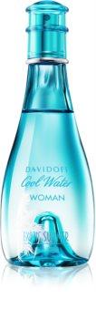 Davidoff Cool Water Woman Exotic Summer Limited Edition toaletní voda pro ženy 100 ml