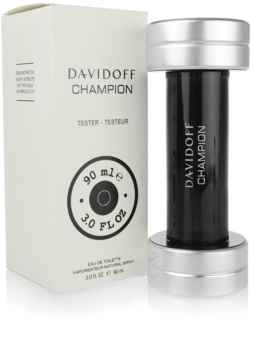 Davidoff Champion Eau De Toilette Tester For Men 90 Ml Notinofi