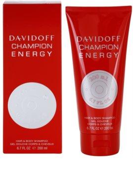 Davidoff Champion Energy gel de ducha para hombre 200 ml