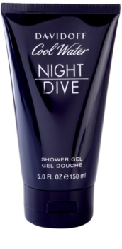 Davidoff Cool Water Night Dive gel za prhanje za moške 150 ml