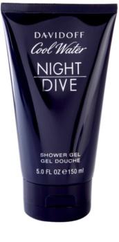 Davidoff Cool Water Night Dive żel pod prysznic dla mężczyzn 150 ml