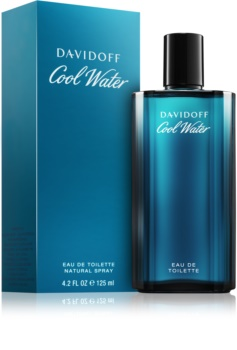 Davidoff Cool Water eau de toilette pentru barbati 125 ml