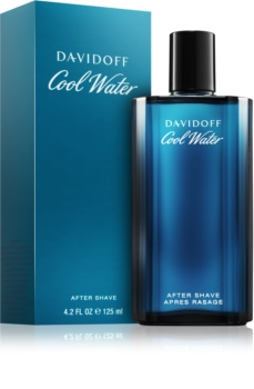 Davidoff Cool Water After Shave für Herren 125 ml