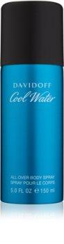 Davidoff Cool Water sprej za tijelo za muškarce 150 ml