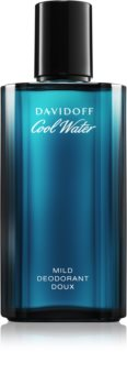 Davidoff Cool Water desodorizante vaporizador para homens