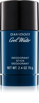 Davidoff Cool Water desodorante en barra para hombre 70 ml