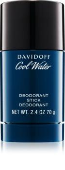 Davidoff Cool Water desodorizante em stick para homens 70 ml