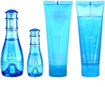 Davidoff Cool Water Woman Geschenkset XIII.