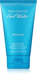 Davidoff Cool Water Woman Body lotion für Damen 150 ml