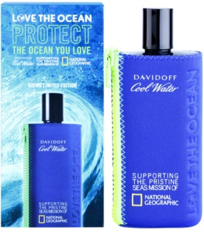 Davidoff Cool Water National Geographic Limited Edition Eau de Toilette Herren 200 ml