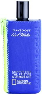 Davidoff Cool Water National Geographic Limited Edition eau de toilette férfiaknak 200 ml