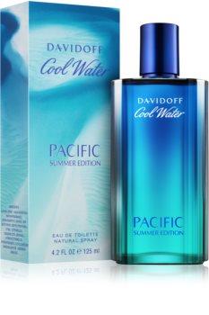 Davidoff Cool Water Pacific Summer Edition Eau de Toilette für Herren 125 ml