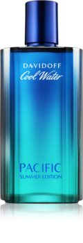 Davidoff Cool Water Pacific Summer Edition eau de toilette férfiaknak 125 ml