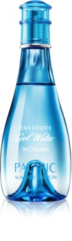 Davidoff Cool Water Woman Pacific Summer Edition eau de toilette pour femme 100 ml