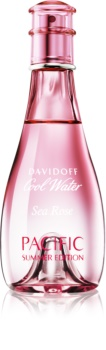 Davidoff Cool Water Woman Sea Rose Pacific Summer Edition toaletní voda pro ženy 100 ml