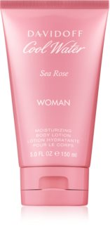 Davidoff Cool Water Woman Sea Rose latte corpo per donna 150 ml