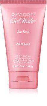 Davidoff Cool Water Woman Sea Rose telové mlieko pre ženy 150 ml