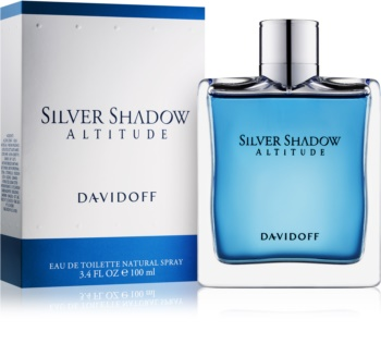 Davidoff Silver Shadow Altitude eau de toilette pentru barbati 100 ml