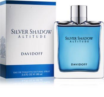 Davidoff Silver Shadow Altitude toaletní voda pro muže 100 ml