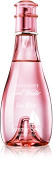 Davidoff Cool Water Woman Sea Rose Summer Seas Limited Edition Eau de Toilette für Damen 100 ml